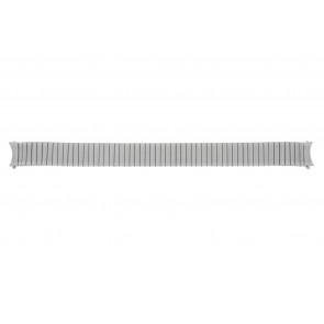 Prisma cinturino dell'orologio 149897-532 Metallo Argento 14mm