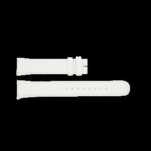Boccia cinturino dell'orologio BO3186-01-40W Pelle Bianco 19mm + cuciture di default
