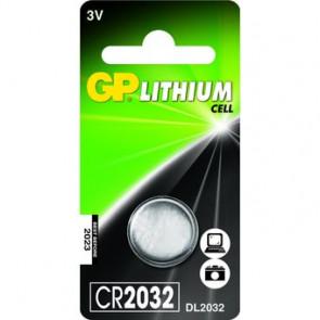 Pila a bottone GP CR2032