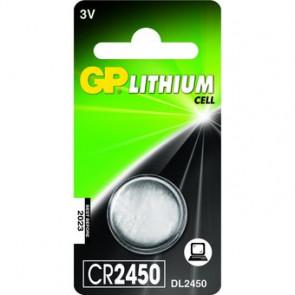 Pila a bottone GP CR2450