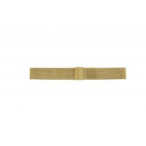 Other brand cinturino dell'orologio Pebro-936-20 Metallo Placcato oro 20mm