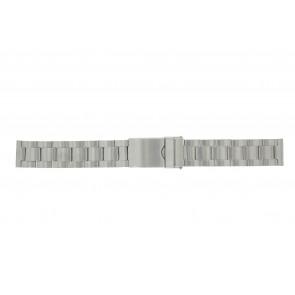 Morellato cinturino dell'orologio BE22.0607 Metallo Argento 18mm