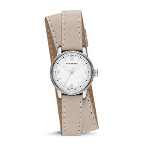Cinturino per orologio Burberry BU7847 Pelle Beige