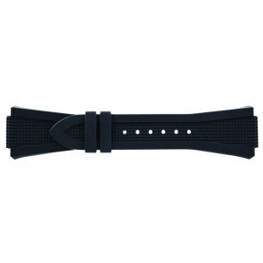 Breil cinturino orologio BW0387 Gomma Grigio 21mm