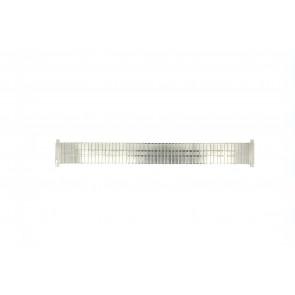 Cinturino dell'orologio EC113 Metallo Argento 18mm