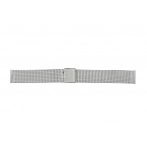 Other brand cinturino dell'orologio E-ST-ZIL-14 Metallo Argento 14mm