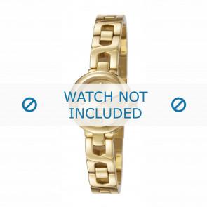 Esprit cinturino dell'orologio ES107212-003   Metallo Oro