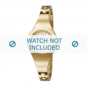 Esprit cinturino dell'orologio ES107252-002 Metallo Oro