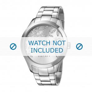 Esprit cinturino dell'orologio ES107282-001 Metallo Argento