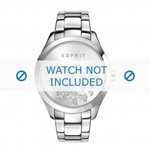 Esprit cinturino dell'orologio ES107282-004 Metallo Argento