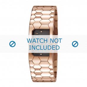 Esprit cinturino dell'orologio ES107882-003 Metallo Salito