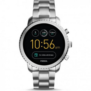 Orologio da polso Fossil Fossil Q FTW4000 Q Explorist horloge Digitale Orologio intelligente Uomini
