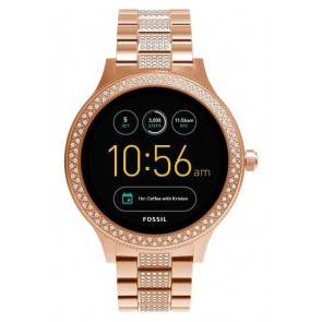 Orologio da polso Fossil FTW6008  Q EXPLORIST SMARTWATCH 44MM Digitale Orologio intelligente Donne