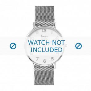 Ice Watch cinturino dell'orologio 012703 Metallo Argento 18mm