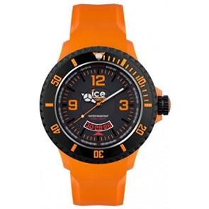 Cinturino per orologio Ice Watch DI.OE.XB.R.11 Gomma Arancione