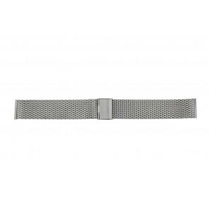 Other brand cinturino dell'orologio MESH22 Metallo Argento 22mm