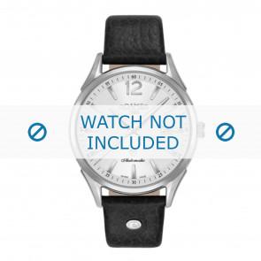 Roamer cinturino dell'orologio 550660-41-25-05 Pelle Nero 18mm