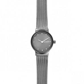 Cinturino per orologio Skagen SKW2700 Acciaio Grigio antracite 14mm