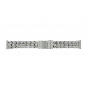 Morellato cinturino dell'orologio ST1022 Metallo Argento 22mm