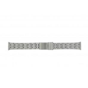 Morellato cinturino dell'orologio ST1420 Metallo Argento 20mm