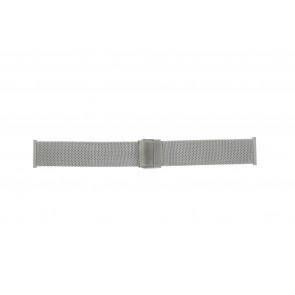 Morellato cinturino dell'orologio ST1820 Metallo Argento 20mm