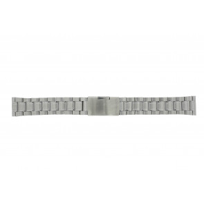 Other brand cinturino dell'orologio ST22Z Metallo Argento 22mm