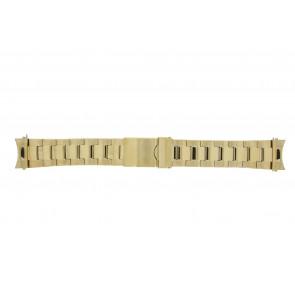 Prisma cinturino dell'orologio STD22 Metallo Oro 22mm