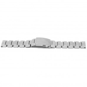 Cinturino dell'orologio YJ35 Metallo Argento 26mm
