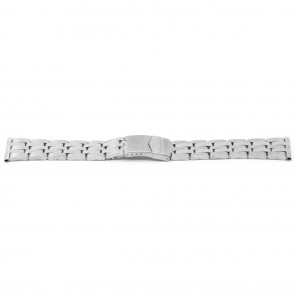 Cinturino dell'orologio YJ41 Metallo Argento 26mm