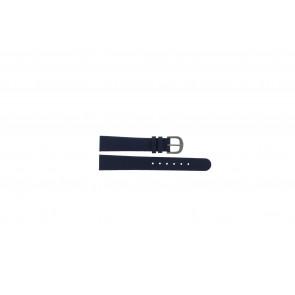 Danish Design cinturino orologio ADDBE14 Pelle Blu 14mm