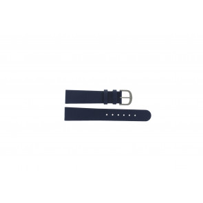 Danish Design cinturino orologio ADDBE18 Pelle Blu 18mm