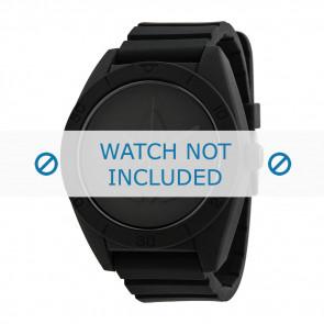 Adidas cinturino orologio ADH2710 Silicone Nero 24mm
