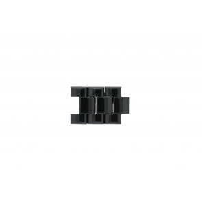 Armani AR-1400 / AR-1410 Collegamenti Ceramica Nero 22mm