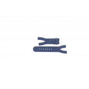 Davis cinturino orologio BB1403 Pelle Rosso 30mm