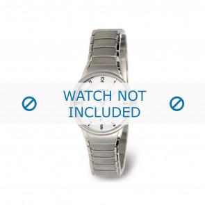 Boccia cinturino orologio 3158-01 Titanio Argento 14mm