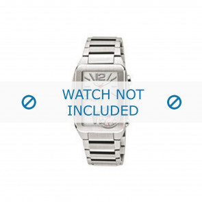 Breil cinturino dell'orologio TW0400 Metallo Argento