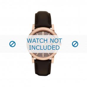 Burberry cinturino orologio BU-9013 Pelle Marrone 20mm