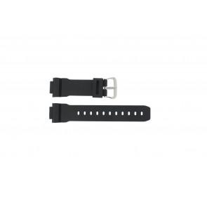 Casio cinturino dell'orologio DW-004C-1VST / DW-9051-DW-9052 / 71606395 Plastica Nero 16mm