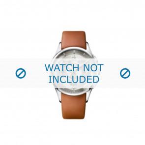 Calvin Klein cinturino dell'orologio K2A27161 - K600000080 Pelle Cognac 20mm