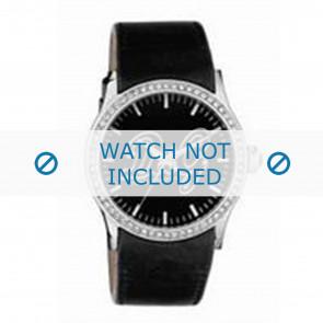 Dolce & Gabbana cinturino dell'orologio DW0267 Pelle Bianco + cuciture bianco