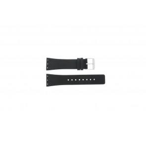 Danish Design cinturino dell'orologio IV13Q641 / IV12Q641 / IV12Q767 / IV13Q767 Pelle Nero 23mm