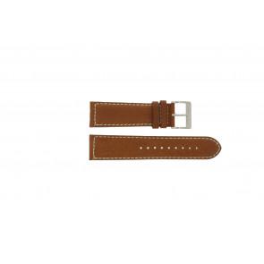 Davis cinturino orologio BB0451.24L Pelle Marrone chiaro 24mm