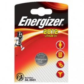 Pila a bottone Energizer CR2012