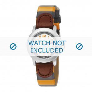 Esprit cinturino dell'orologio ES106414-40GG Pelle Giallo