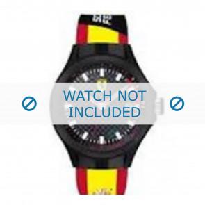 Ferrari cinturino dell'orologio SF.01.1.47.0088 / 68900073 Gomma Giallo
