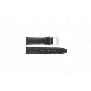 Festina cinturino dell'orologio F16081 / 7 Pelle Nero 22mm