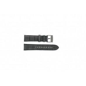 Fossil cinturino dell'orologio FS4766 Pelle Grigio 22mm