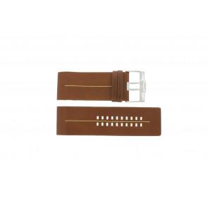 Fossil cinturino dell'orologio JR9641 / JR9642 Pelle Marrone 36mm