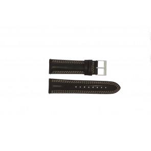 Guess cinturino orologio W95046G2 Pelle Marrone 24mm