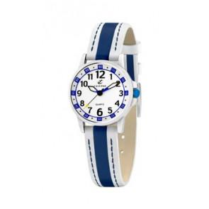 Cinturino per orologio Calypso k5212-1 Pelle Blu
